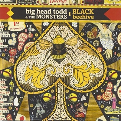 Big Head Todd & The Monsters Black Beehive
