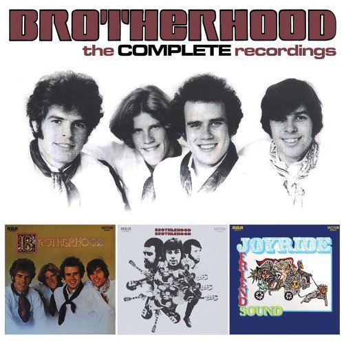 Brotherhood Complete Recordings 2 CD