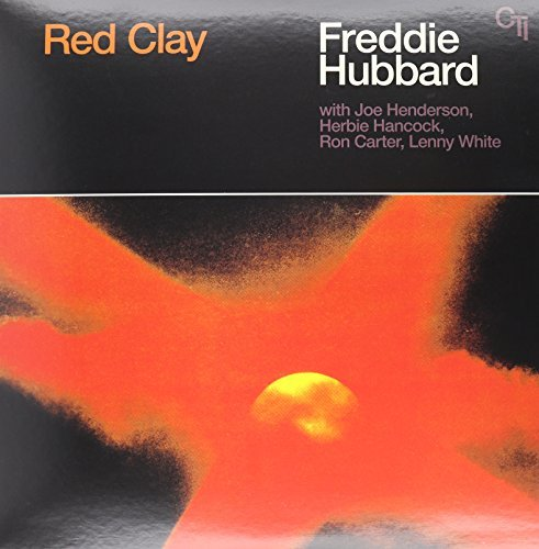 Freddie Hubbard Red Clay 2 Lp
