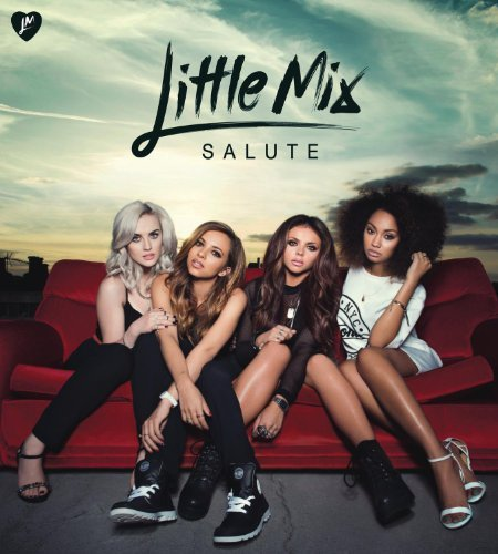 Little Mix Salute Deluxe Ed.