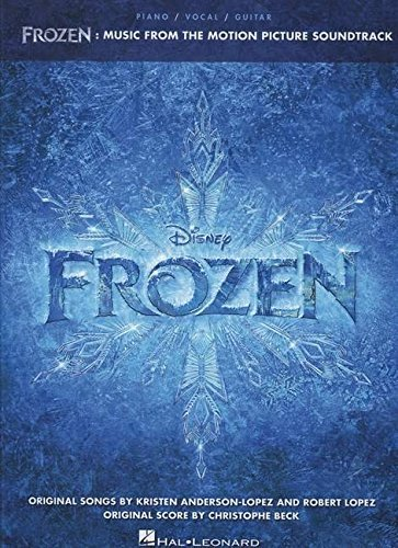 Kristen Anderson Lopez Frozen Music From The Motion Picture Soundtrack
