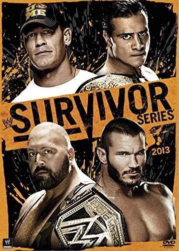 Wwe Survivor Series 2013 DVD Tvpg Fs