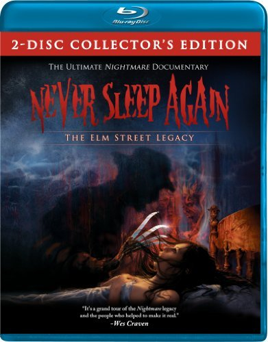 Never Sleep Again Elm Street Legacy Never Sleep Again Elm Street Legacy Blu Ray Nr Ws
