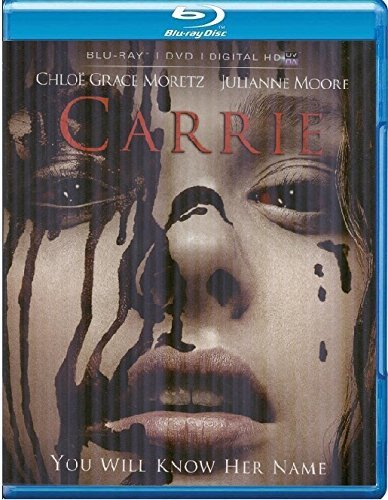 Carrie (2013) Carrie Blu Ray Ws R DVD