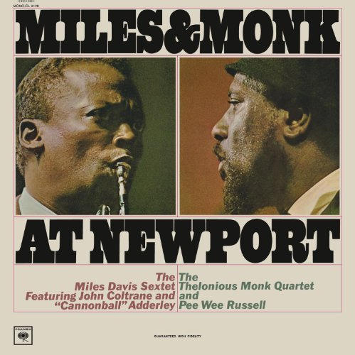 Miles Davis Miles & Monk At Newport (mono Miles & Monk At Newport (mono