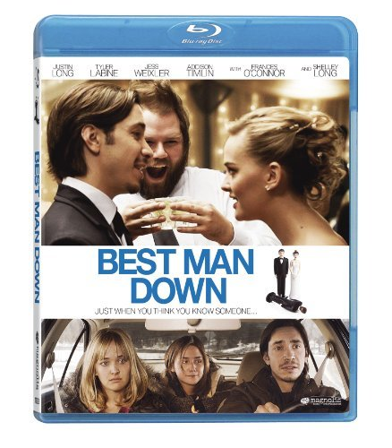Best Man Down Long Labine Weixler Timlin Blu Ray Pg13 Ws