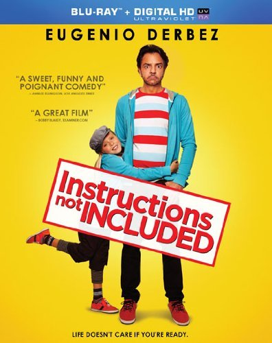 Instructions Not Included Derbez Peralta Lindsey Rosaldo Blu Ray Uv Pg13 Ws