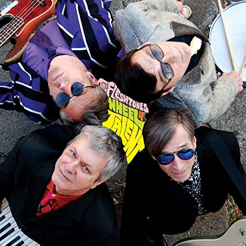 Fleshtones Wheel Of Talent