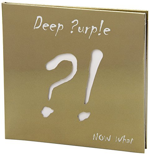 Deep Purple Now What?! (2cd Gold Limited E Lmtd Ed. Gold 2 CD