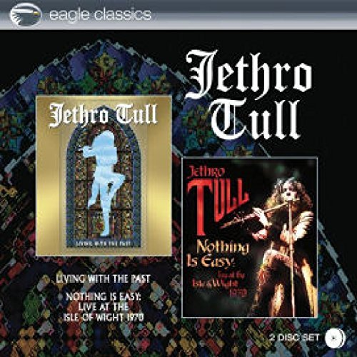 Jethro Tull Living With The Past & Nothing 2 CD