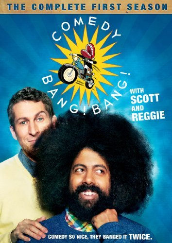 Comedy Bang Bang Season 1 DVD Nr