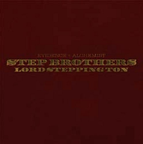 Step Brothers Lord Steppington Explicit Version 2 Lp Incl. Digital Download