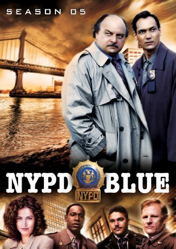 Nypd Blue Season 5 DVD Nr