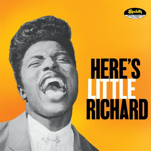 Little Richard Here's Little Richard Remastered