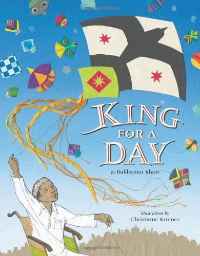 Rukhsana Khan King For A Day