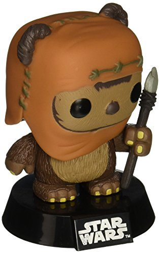 Funko Funko Pop Star Wars Wicket