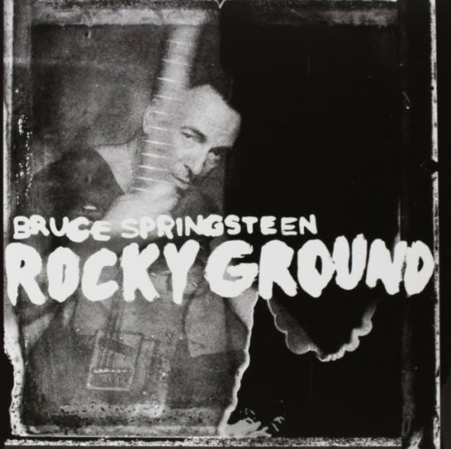 Bruce Springsteen Rocky Ground 7 Inch Single