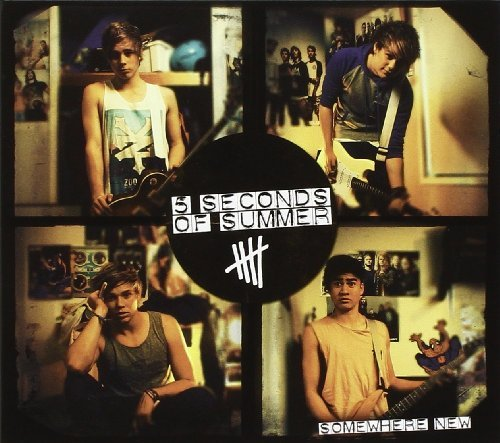 5 Seconds Of Summer Somewhere New Ep Import Aus