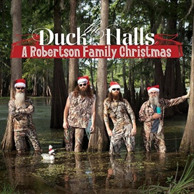Robertson Family Duck The Halls A Robertson Fa Import Can
