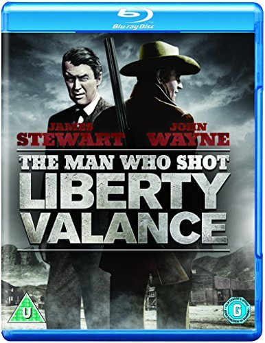 Man Who Shot Liberty Valance Man Who Shot Liberty Valance Import Gbr
