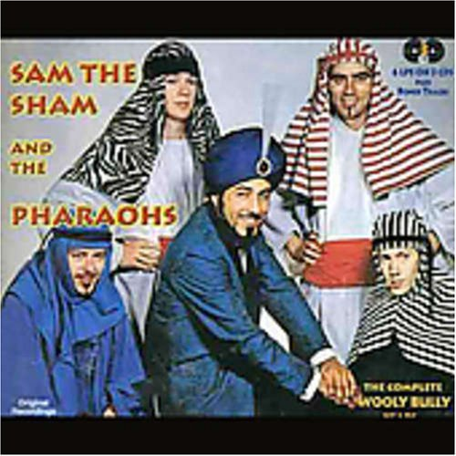 Sam The Sham & The Pharaohs Complete Wooly Bully Years 196 3 CD