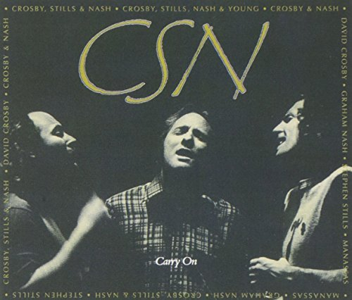 Crosby Stills Nash Carry On Import Aus