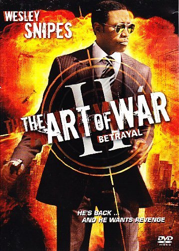 Art Of War 2 Betrayal Snipes Wesley