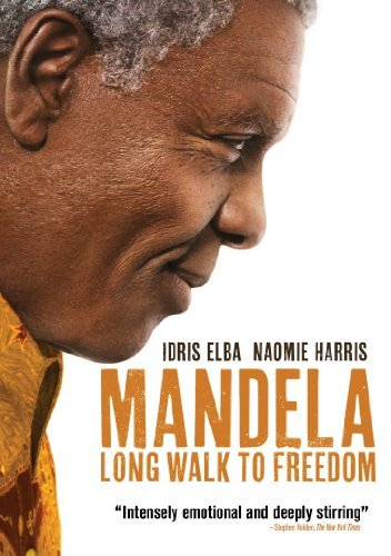 Mandela Long Walk To Freedom Elba Harris Pheto DVD Pg13 Ws