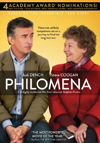 Philomena Dench Coogan DVD Pg13 Ws