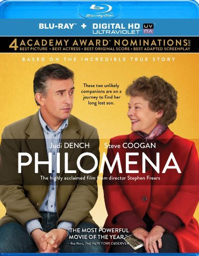 Philomena Dench Coogan Blu Ray Pg13 Ws