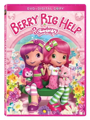Strawberry Shortcake Berry Big Help DVD Nr Ws