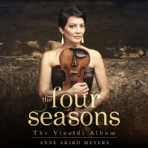 Vivaldi A. Four Seasons The Vivaldi Album Anne Akiko Meyers