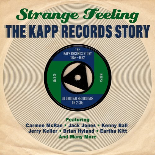 Strange Feeling Kapp Records Strange Feeling Kapp Records Import Gbr 2 CD