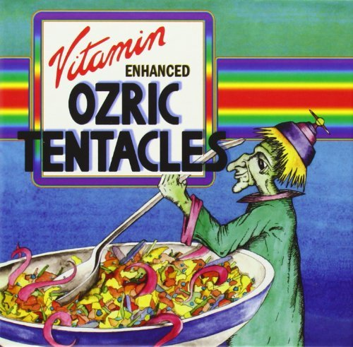 Ozric Tentacles Vitamin Enhanced