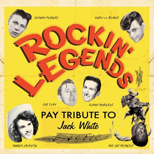 Rockin' Legends Pay Tribute To Rockin Legends Pay Tribute To