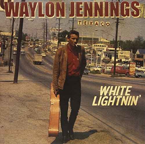 Waylon Jennings White Lightnin
