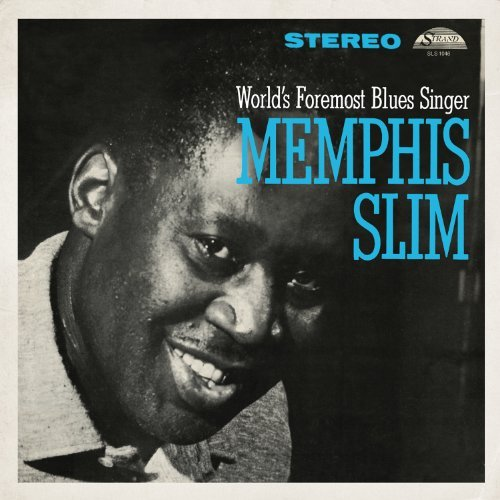 Memphis Slim Worlds Foremost Blues Singer