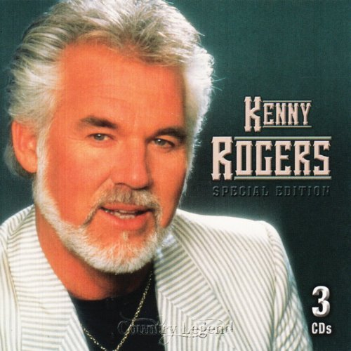 Kenny Rogers Special Edition 3 CD
