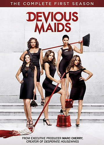 Devious Maids Season 1 DVD Tv14 Ws