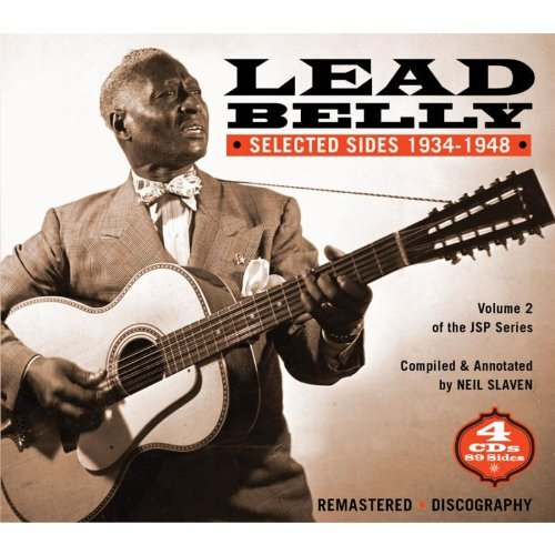 Leadbelly Selected Recordings 1934 1948