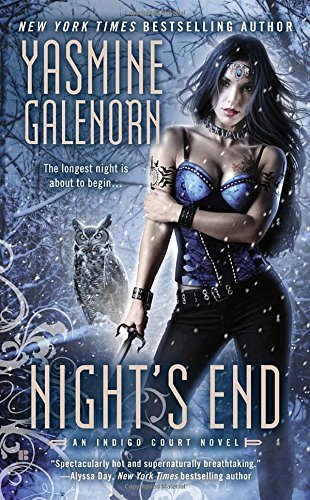 Yasmine Galenorn Night's End