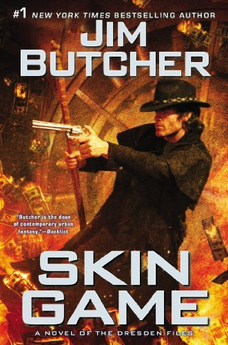 Jim Butcher Skin Game