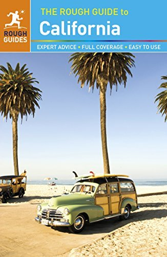 Rough Guides The Rough Guide To California 0011 Edition;