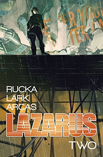 Greg Rucka Lazarus Volume 2 Lift