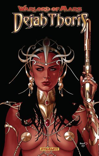 Robert Place Napton Warlord Of Mars Dejah Thoris Volume 5