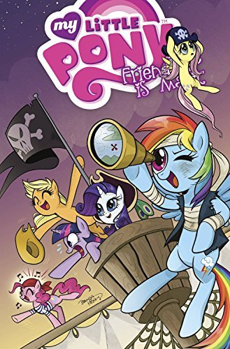Heather Nuhfer My Little Pony Friendship Is Magic Volume 4