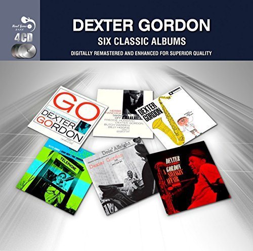 Dexter Gordon Six Classic Albums Import Gbr 4 CD
