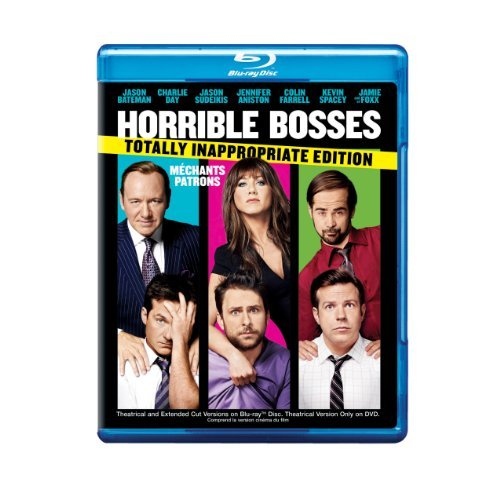Horrible Bosses Totally Inappropriate Edition (bl Blu Ray Totally Inappropriate Edition