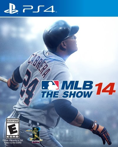 Ps4 Mlb 14 The Show Sony Computer Entertainment E