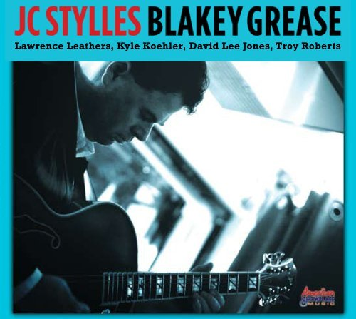 Jc Stylles Blakey Grease Digipak